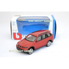 BMW X5 Red 1:43 Scale
